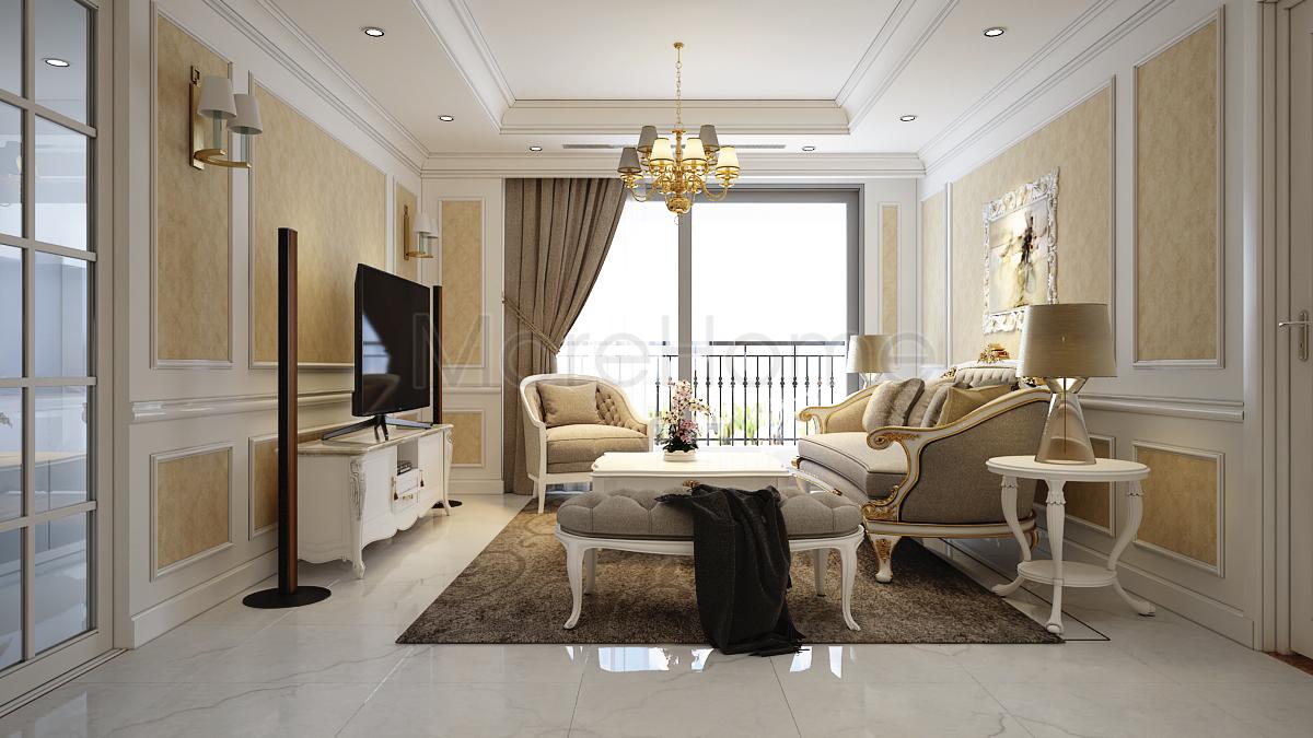 Lựa chọn phong cách thiết kế phòng khách phù hợp
