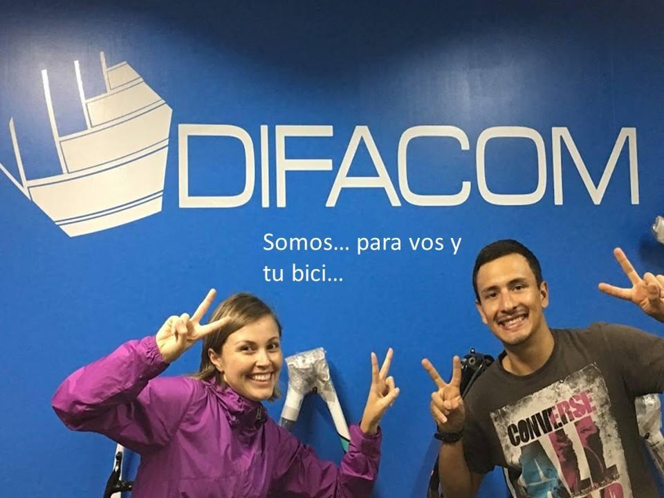 Difacom es la iniciativa creada por Mariana Brenes y Greivin Fallas, está ubicada en el Centro de Incubación de Empresas del TEC. (Foto: Difacom)