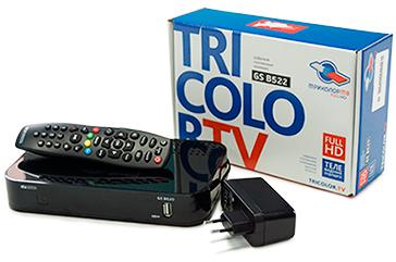 Ресивер Триколор ТВ GS B522 от Триколор ТВ