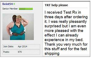 testRX testimonial