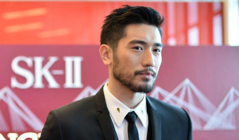 Godfrey Gao Most Handsome Men In The World