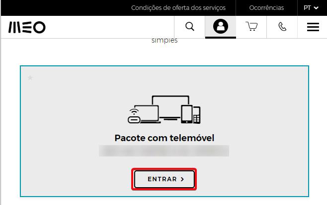 Ativar o serviço MEO WiFi no My MEO (Area de Cliente)