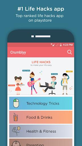 Life Hacks- screenshot thumbnail