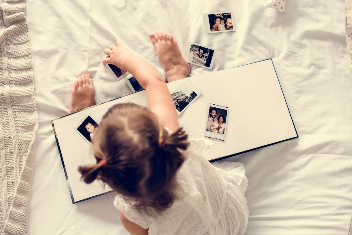 communiefeest fotoboek