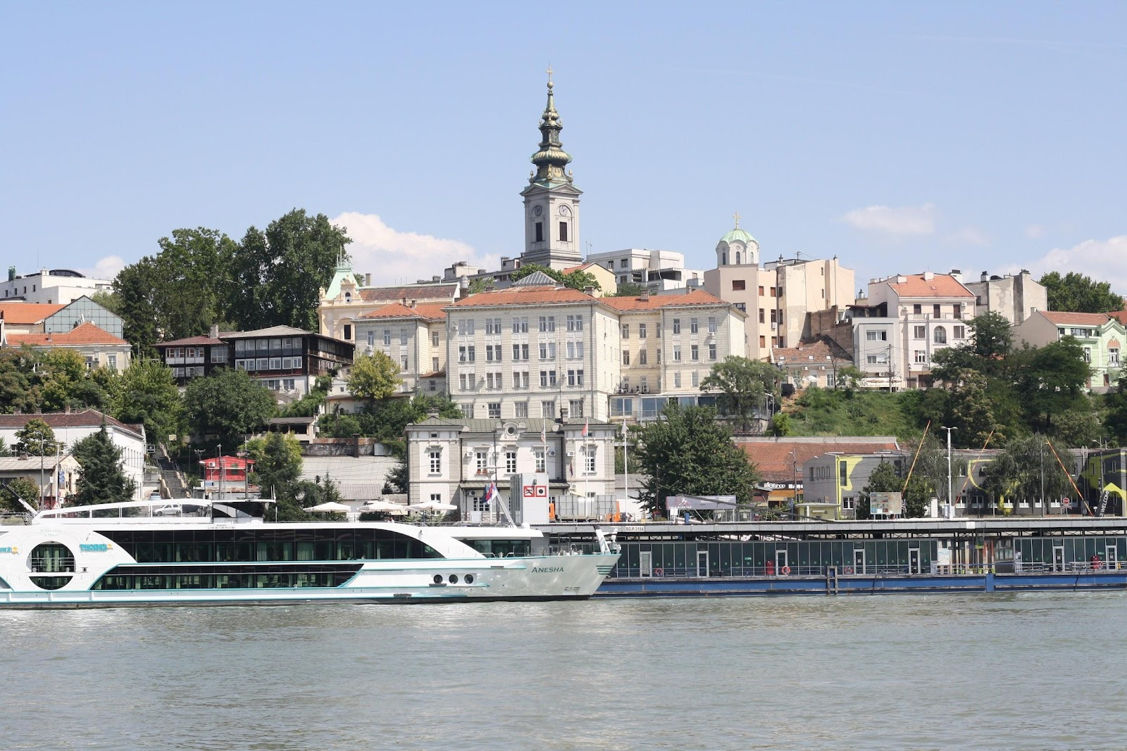The capital city Belgrade is new haven for digital nomads in Serbia.