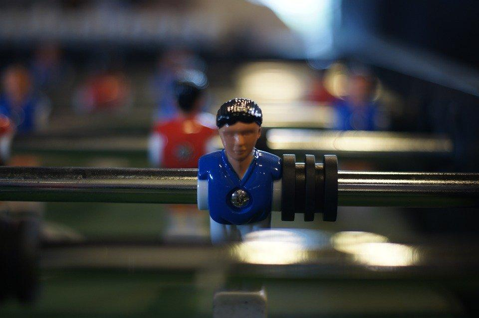 Toy, Small, Play, Toys, Foosball