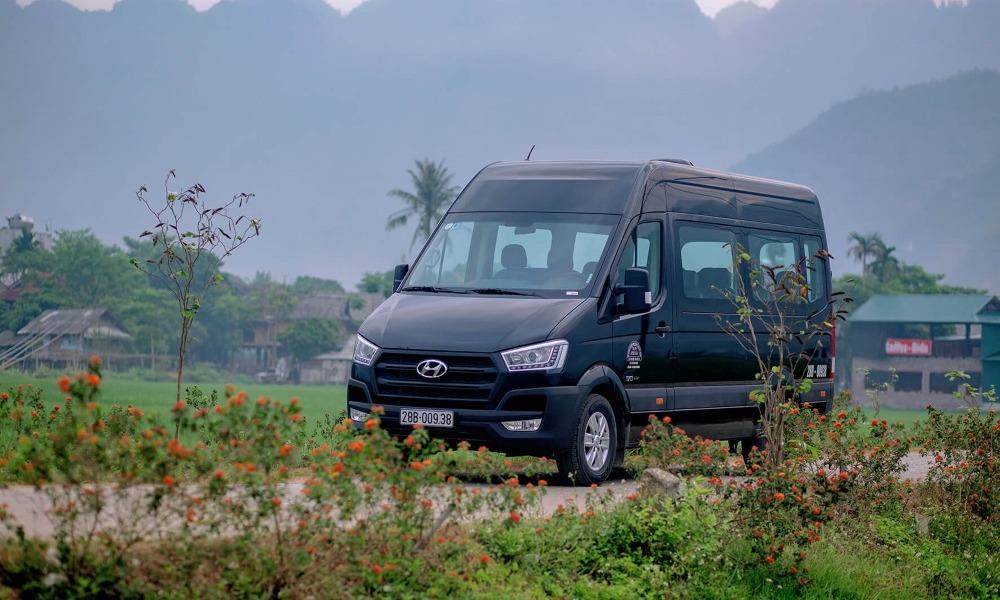 Xe Thai Travel Bus đi Ninh Bình