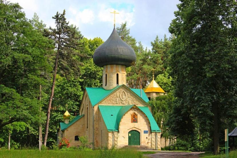 Экскурсия в Cтаринные усадьбы из Харькова Экскурсия в Натальевку