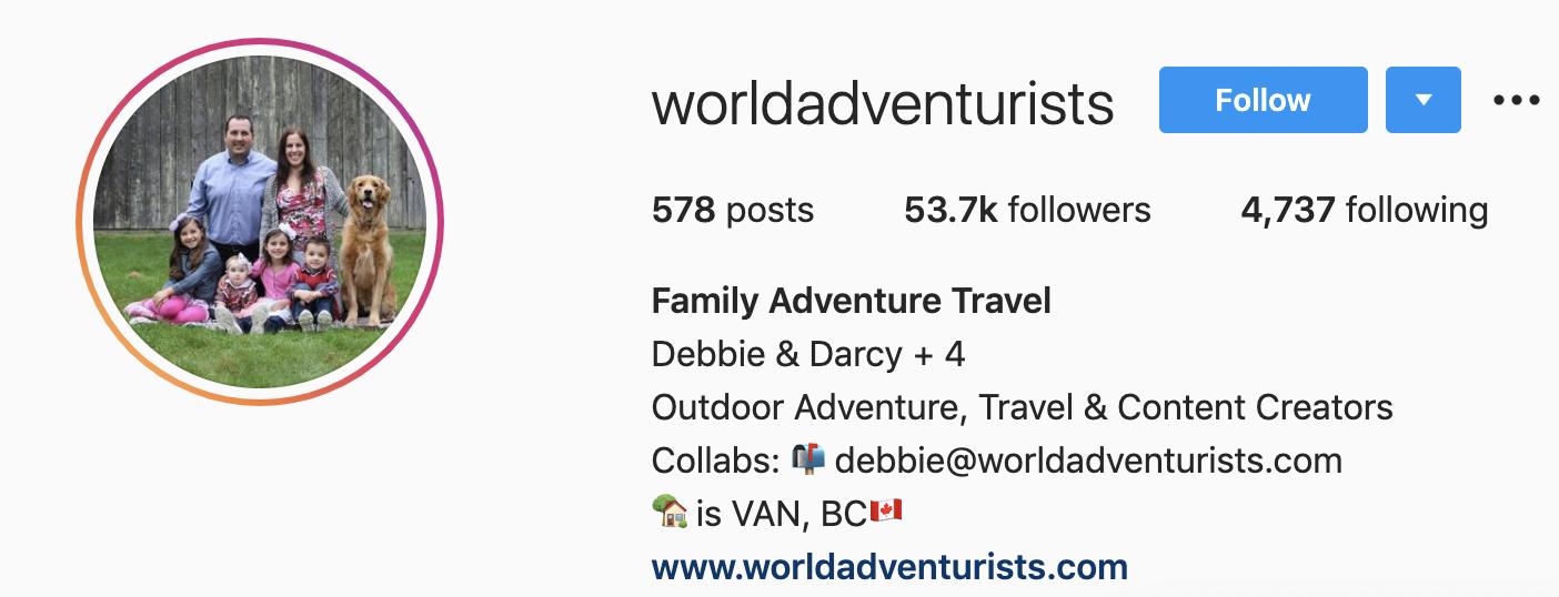Debbie Fettback | Instagram Bio | Afluencer Feature
