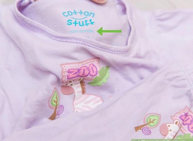 Chọn quần áo ngủ có vải làm từ chất liệu tự nhiên.
