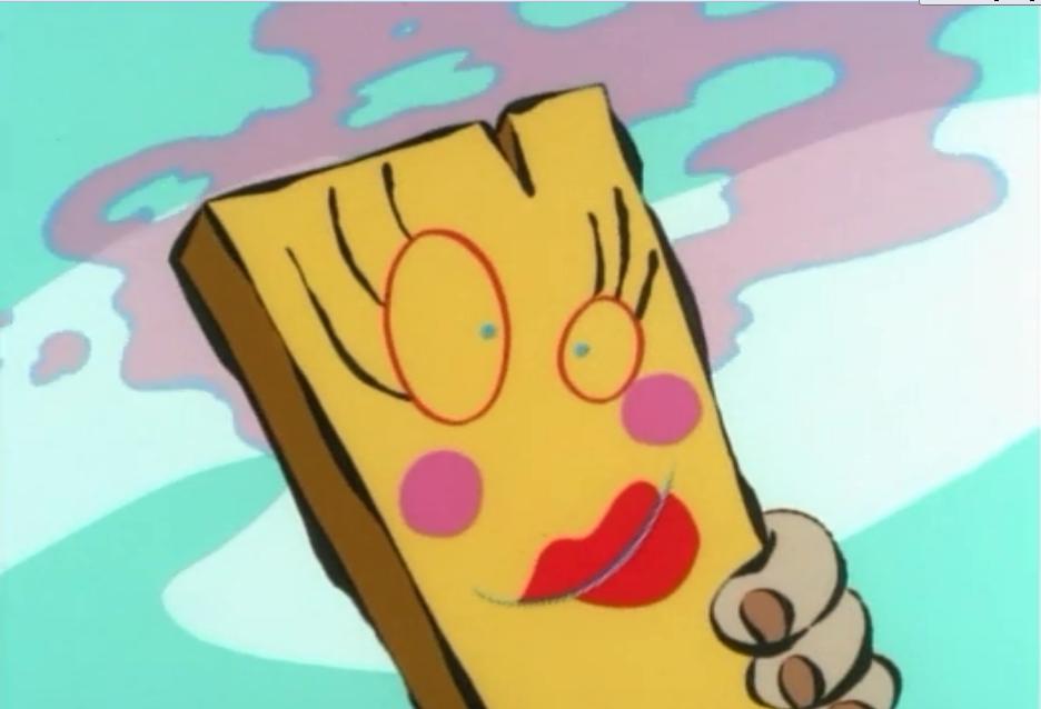 Plank Ed Edd And Eddy Toy