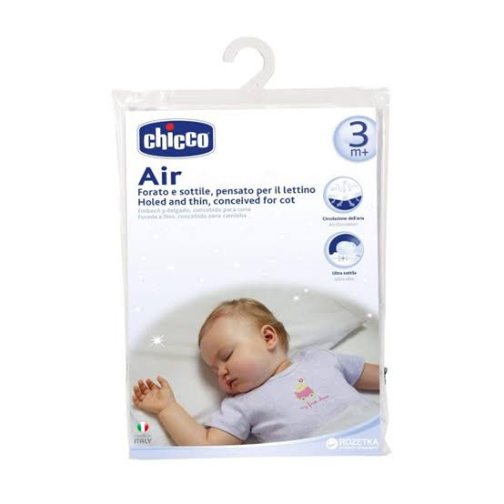 4. CHICCO Air Pillow For Cot 3 M+