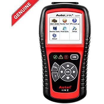Autel AutoLink AL519 OBD2 Scanner Enhanced Mode 6 Automotive Engine Fault Code Reader CAN Diagnostic Scan Tool, Upgraded Ver. of AL319