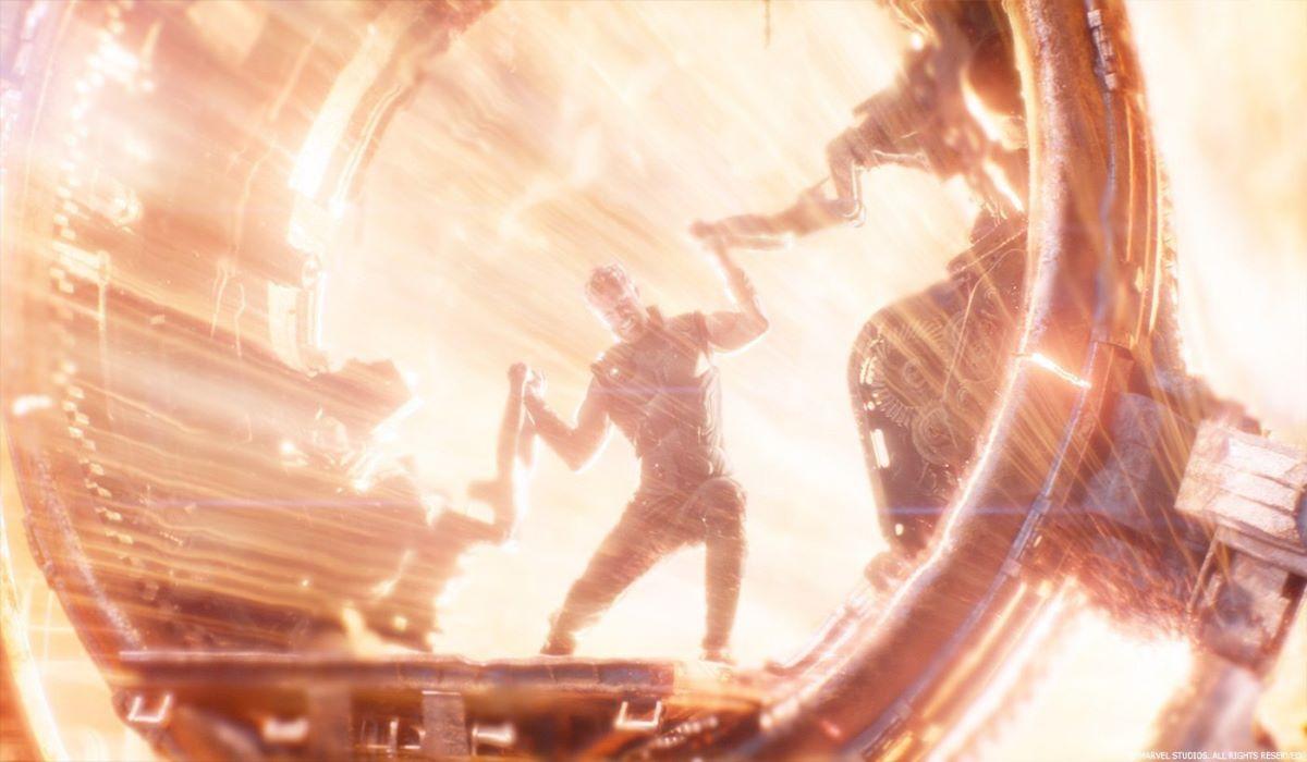 Stormbreaker -New God thunder's weapon after Mjolnir is broken-Marvel-Infinity-Saga