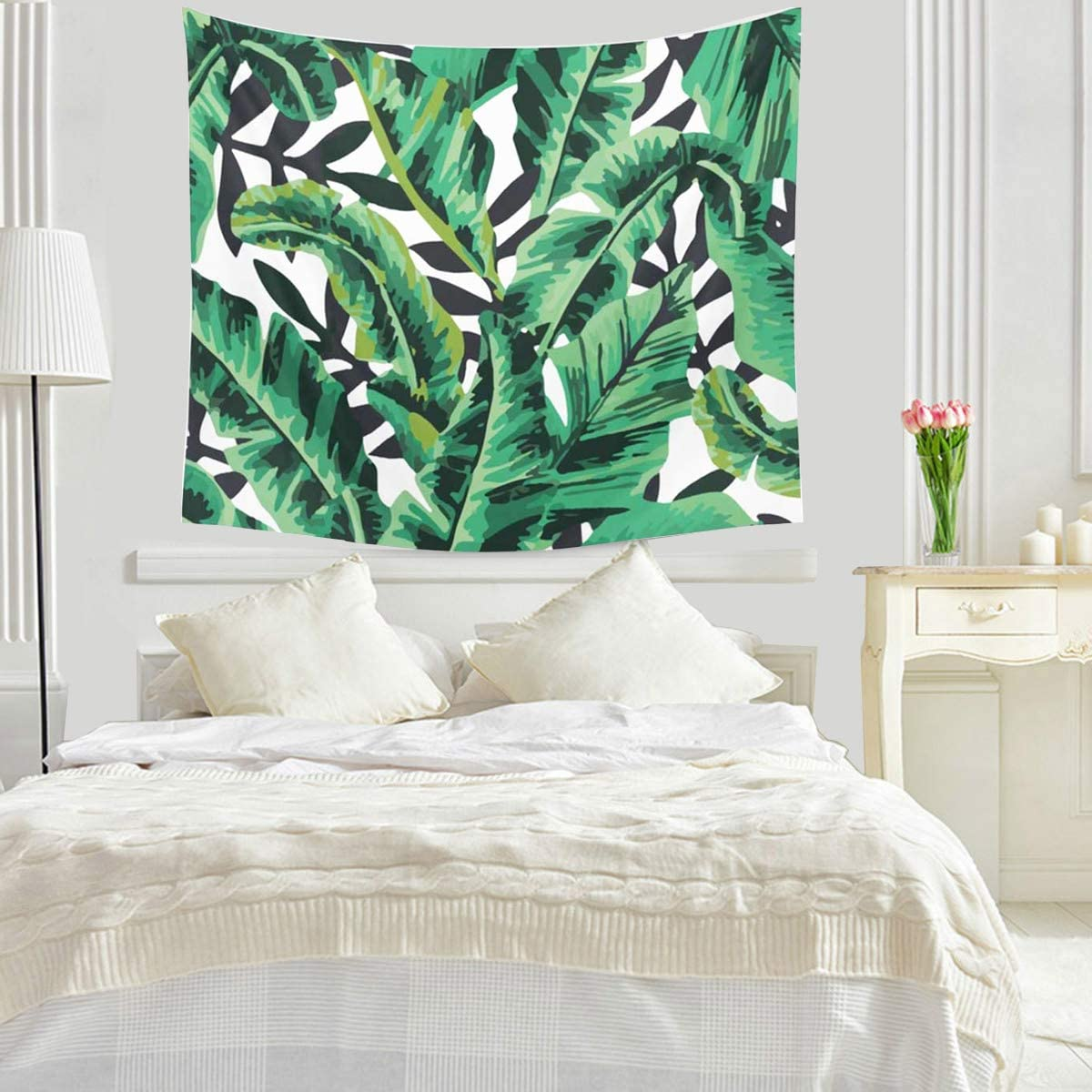 Pick A Tropical Tapestry bedroom wall decor ideas