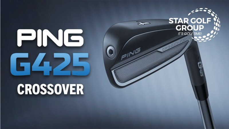 Ping G425 Iron set Crossover