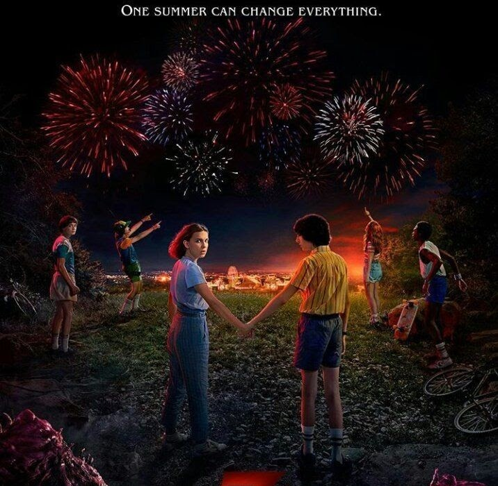 Vi na Netflix | Stranger Things 3 (2019)