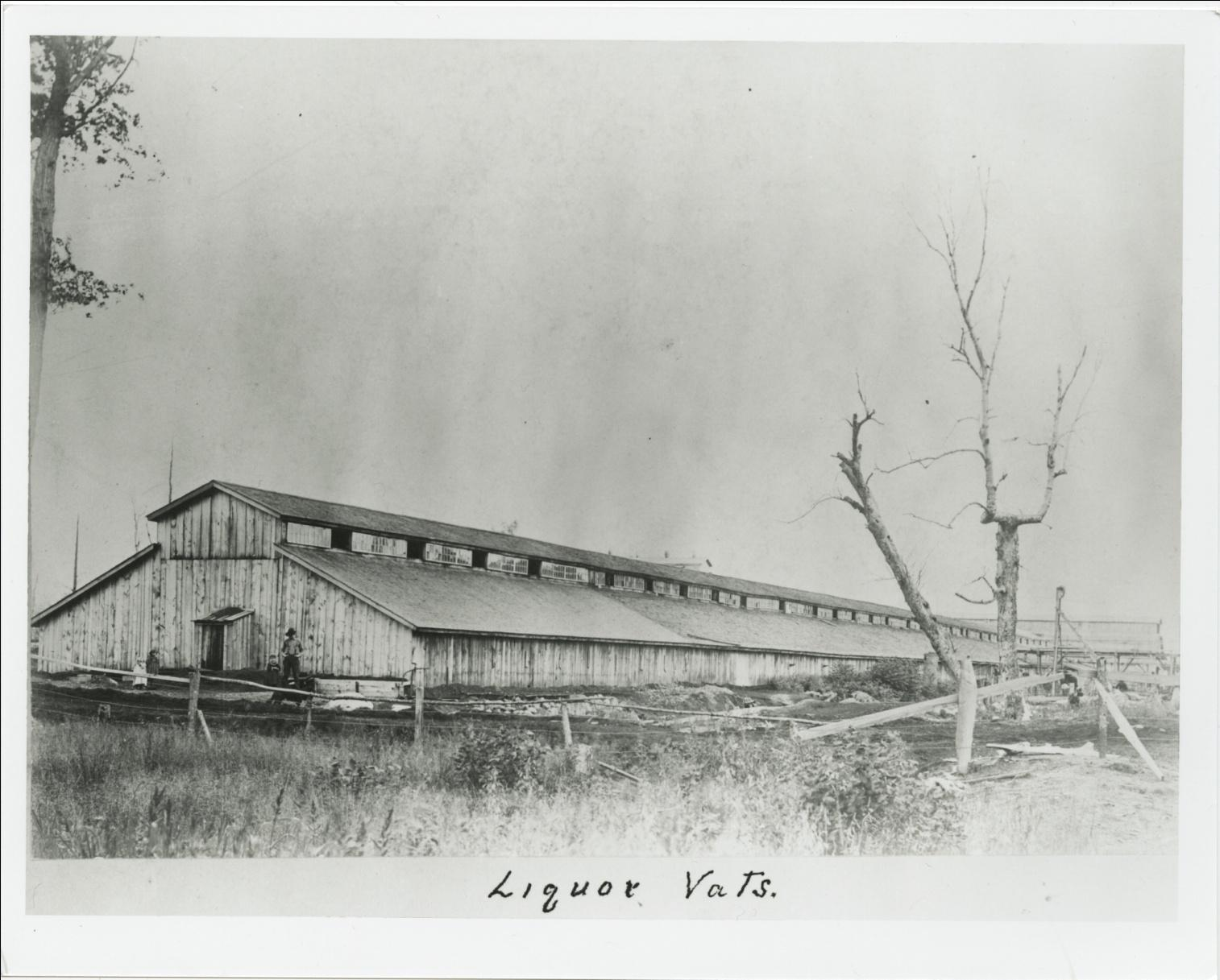 C:\Users\Robert P. Rusch\Desktop\II. RLHSoc\Documents & Photos-Scanned\Rib Lake History 10700-10799\10790-P. Tannery_ liquor vats building c. 1900.jpg