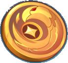 Ấn Quạ Trộm Vàng - Golden Raven Insignia