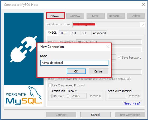 Cara Remote Database RDS melalui mysqlyog image 2