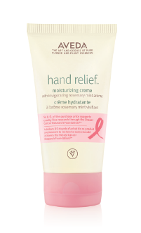 Estée Lauder Pink Ribbon Products - Aveda's Hand Relief Moisturizing Creme ~ #BreastCancerAwarnessMonth