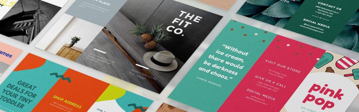 Hire Astounding Brochure Designers