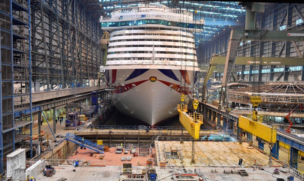 CLIA announces exclusive agent visit to Meyer Werft shipyard ...