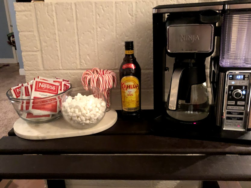Christmas party, hot chocolate, hot cocoa, Christmas