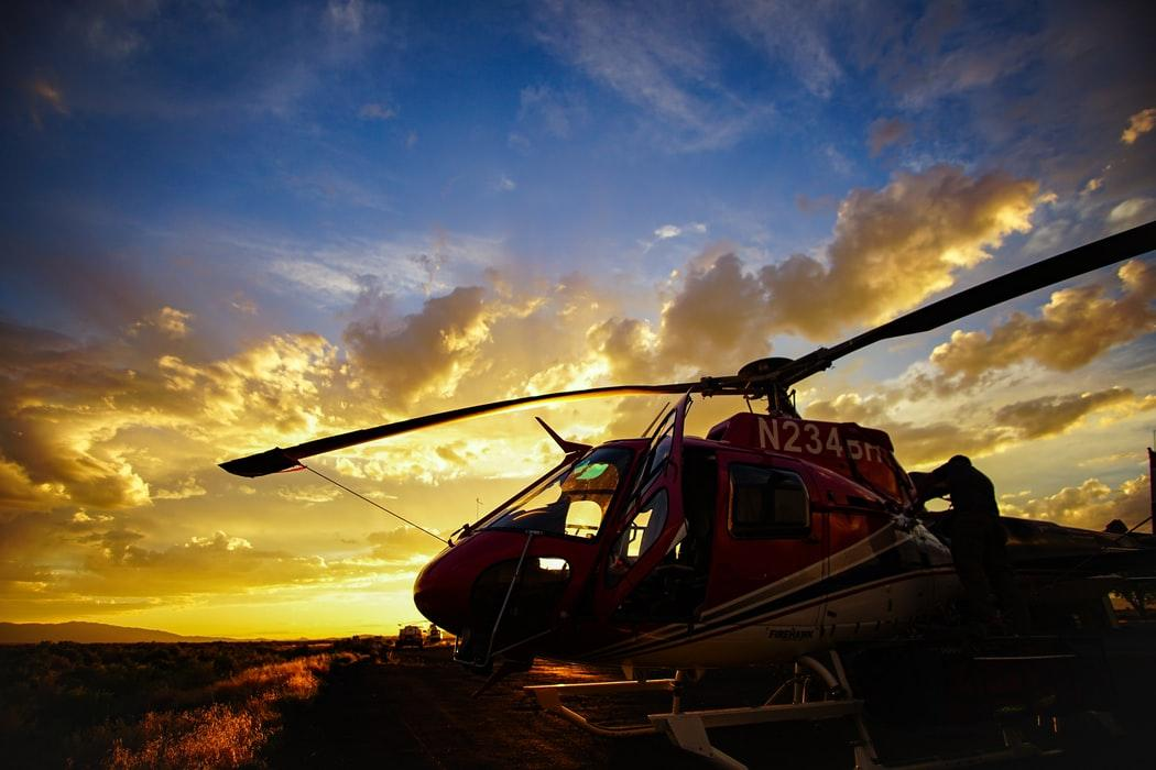 Attending A Major Event? Make A Grand Entrance By Helicopter
