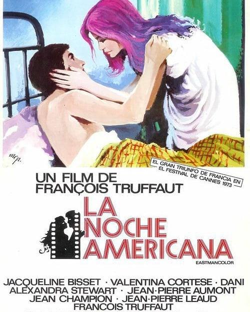 La noche americana (1973, François Truffaut)