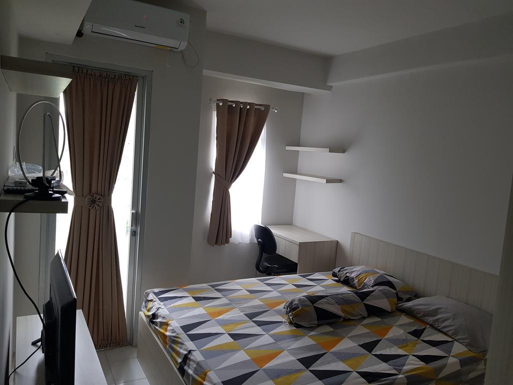 Dramaga Tower Apartment bedroom view