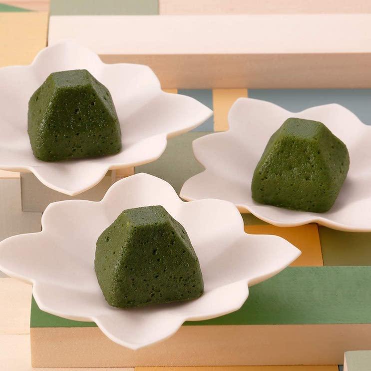 京都マールブランシュ公式 お濃茶フォンダンショコラ