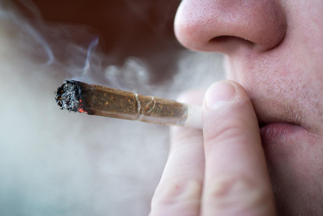 Gedoogbeleid en wiet roken.