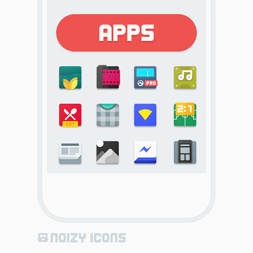 Noizy Icons- screenshot thumbnail