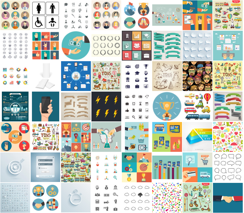 microstock Illustration top downloads