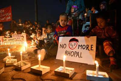2. Why Bhopal gas tragedy victims deserve a better deal - Times of India