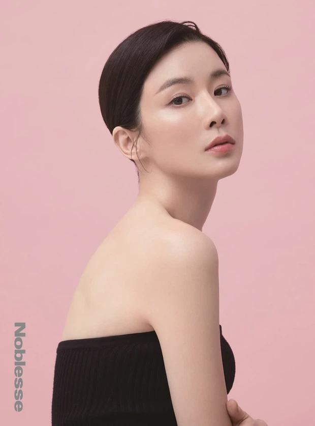 Hoa hậu Hàn Quốc Lee Bo Young