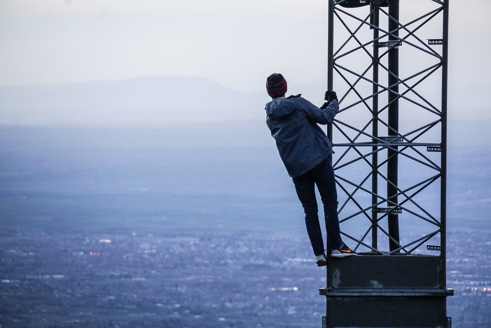 Cell towers and 5G transition