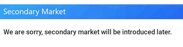 secondary market Grupeer