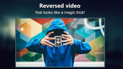 Reverse Movie FX - magic video- screenshot thumbnail