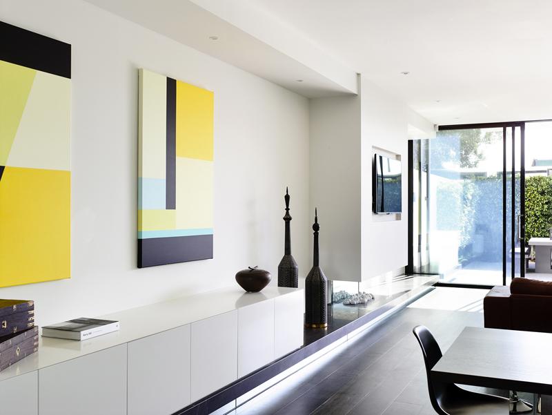 Dosis arquitectura dise o minimalista brighton casas de for Style contemporain architecture