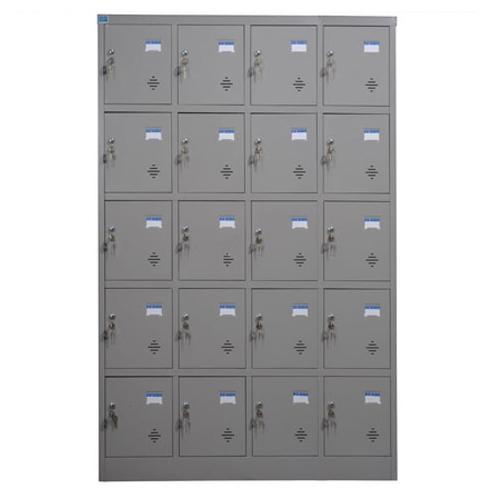Tủ văn phòng sắt locker – thiết bị an toàn cho nhiều người sử dụng
