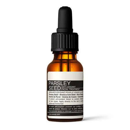 4. Aesop - Parsley Seed Anti-Oxidant Facial Treatment