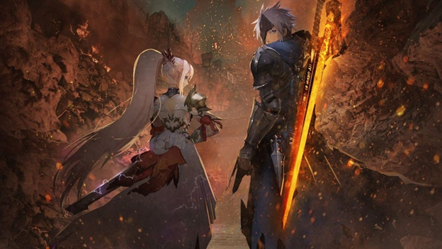 Most anticipated games 2020 - Tales of Arise