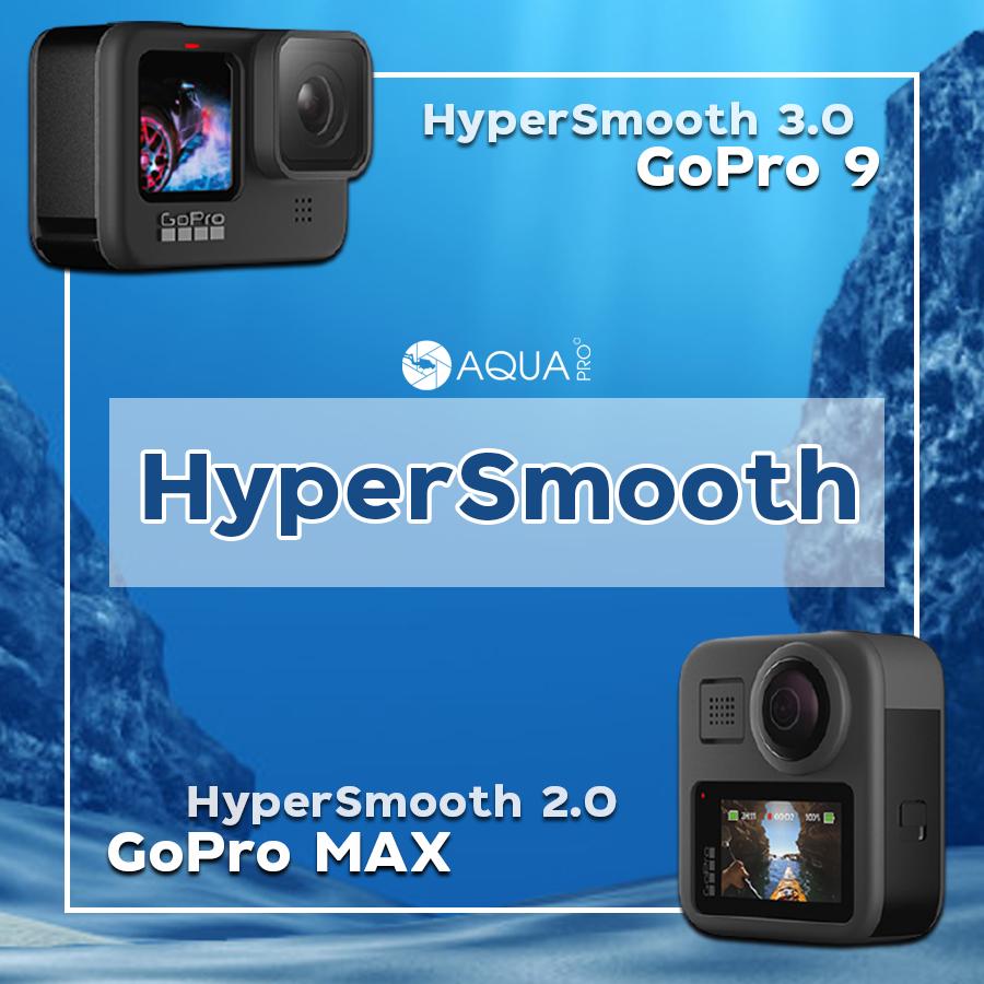 hypersmooth 3.0 GoPro 9