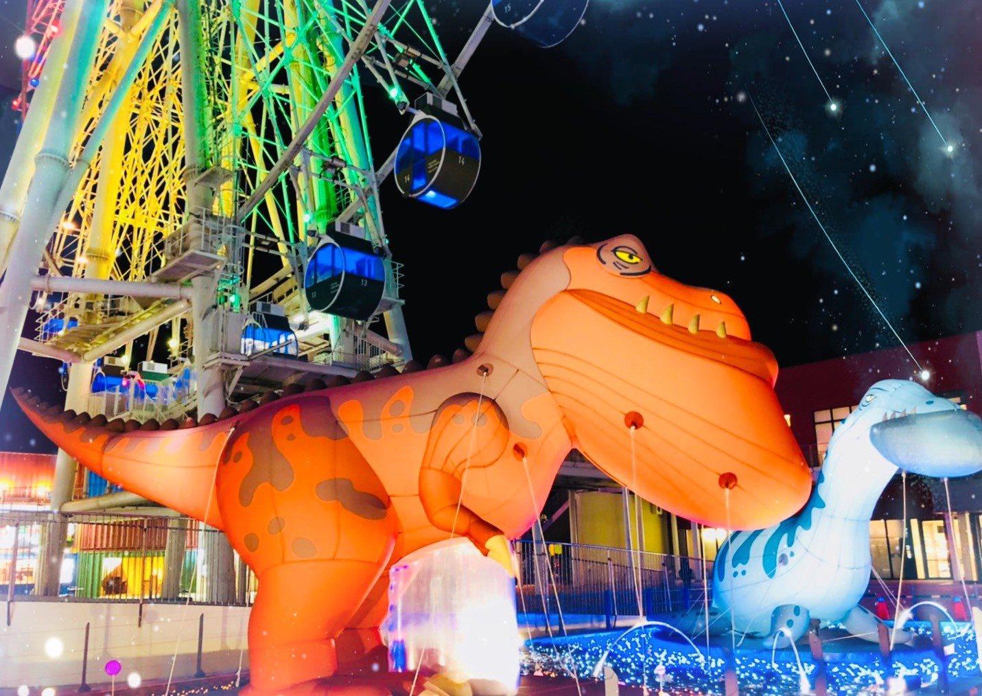 2020聖誕節 活動 景點 台中港三井 聖誕市集
