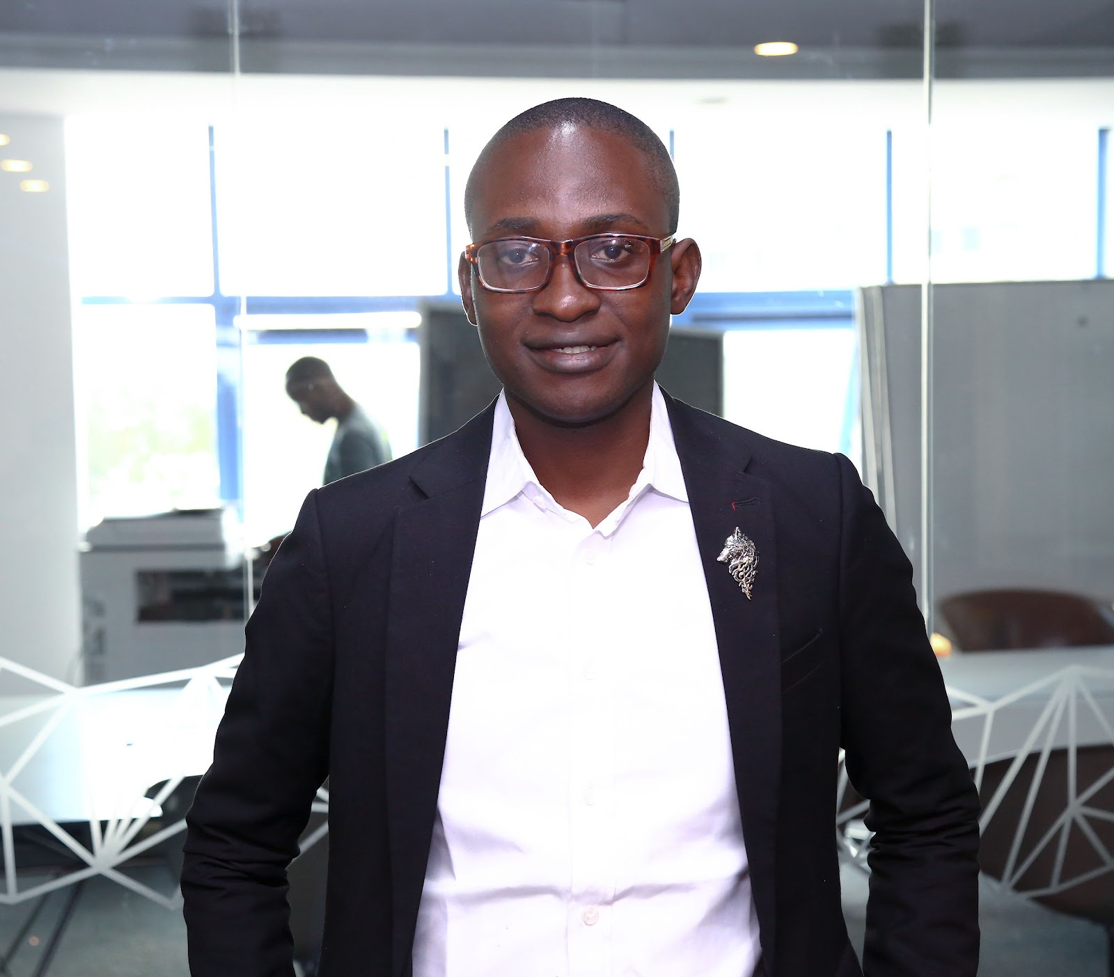 Kayode Babarinde Executive Director, the Africa Blockchain Institute.