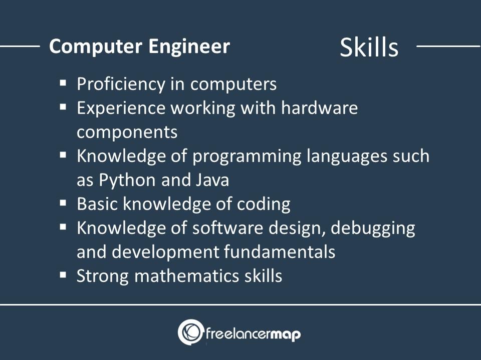Skills of a Computer Engineer