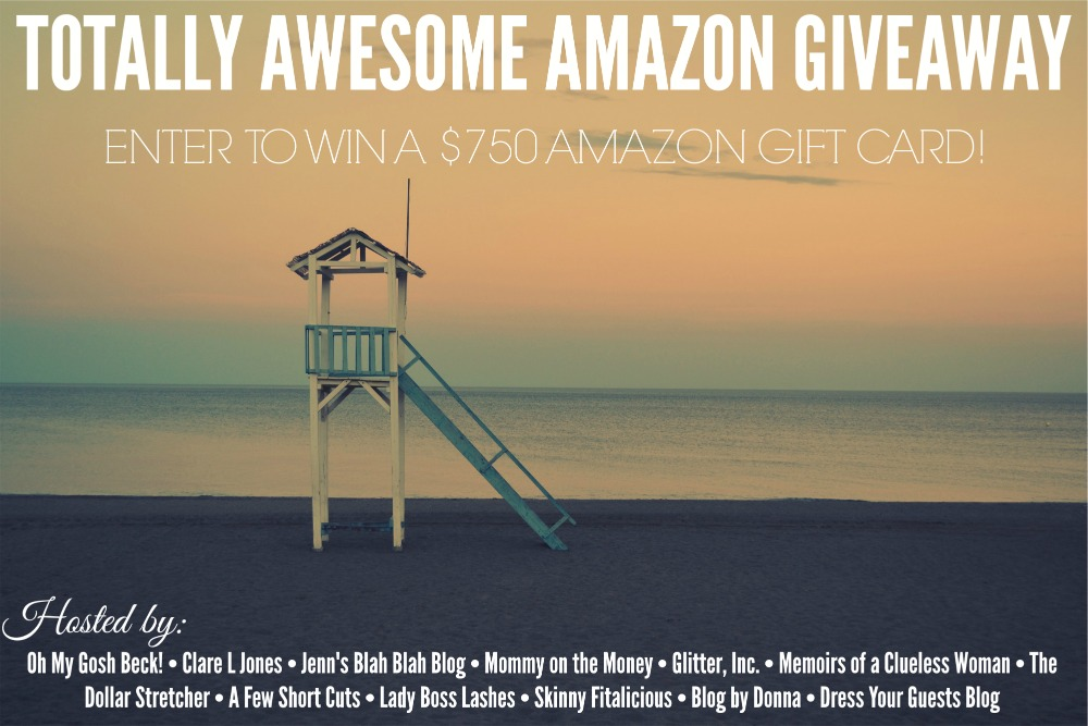Totally Awesome Amazon Giveaway - March 2015.jpg