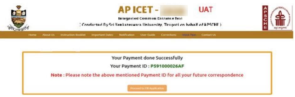 AP ICET Registration